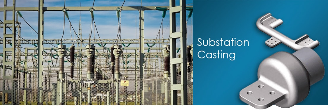 Substation Castings in Kendallville IN.